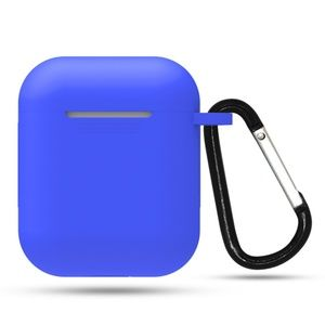 Accessories - NEW Airpods Soft Protective Silicone Case W/Hook